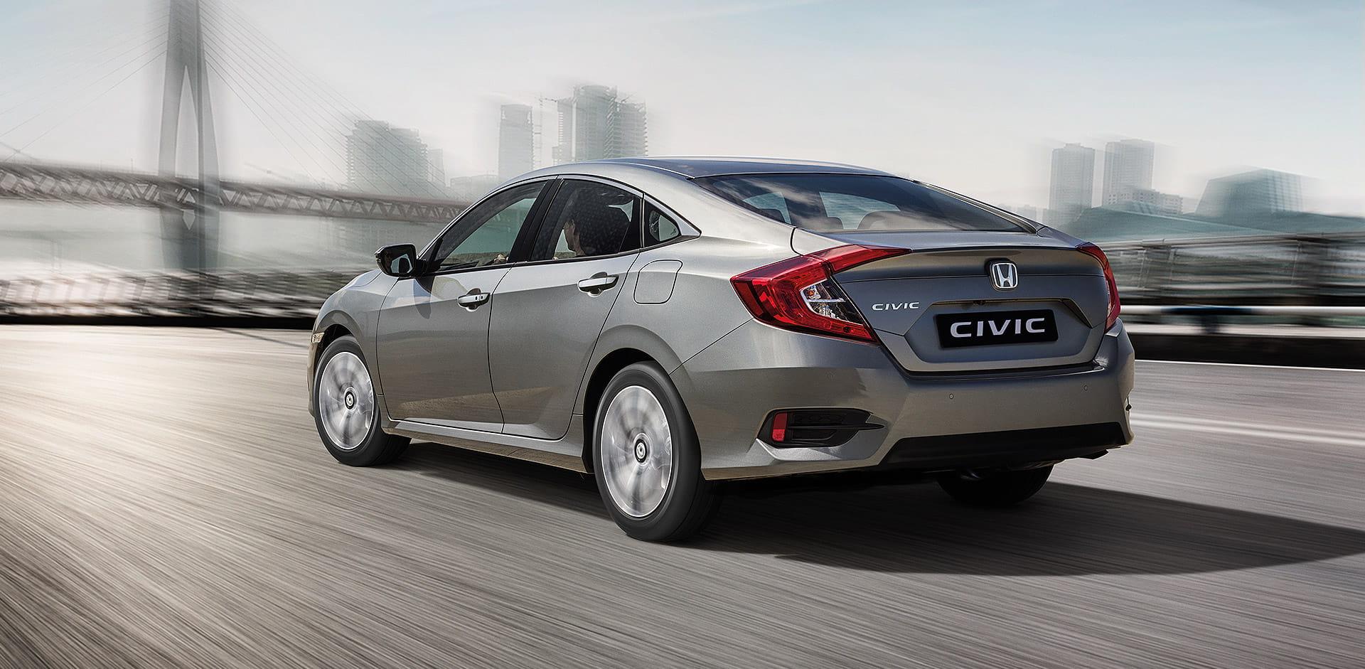 Civic 2020 Simply Stunning Honda Egypt
