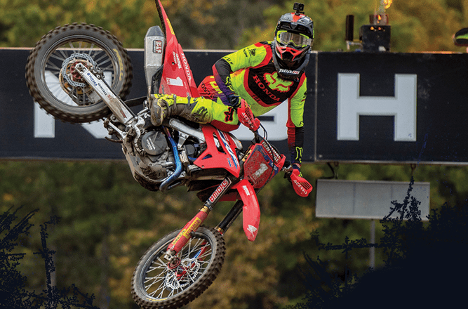 Tim Gajser Wins MotoX